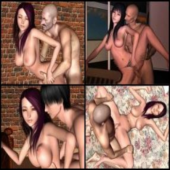 3д графика порно